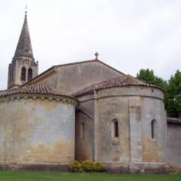 Église Saint Louis de Roaillan