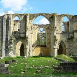 Abbaye Royale Notre-Dame-du-Lys